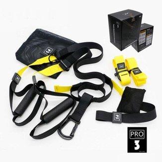 Fita De Resistência Trx Pro Wct Fitness