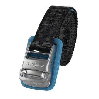 Fivela Para Prender Cordas Com Protetor Emborrachado 6' (1,8M)