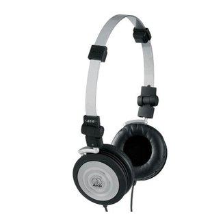 Fone De Ouvido Akg K414P Mini Headphone Jbl