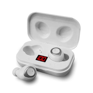 Fone De Ouvido Bluetooth Earbuds True Wireless V5.0 Original