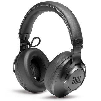 Fone de Ouvido Bluetooth JBL Club One com Cancelamento de Ruido Google Assistente e Alexa