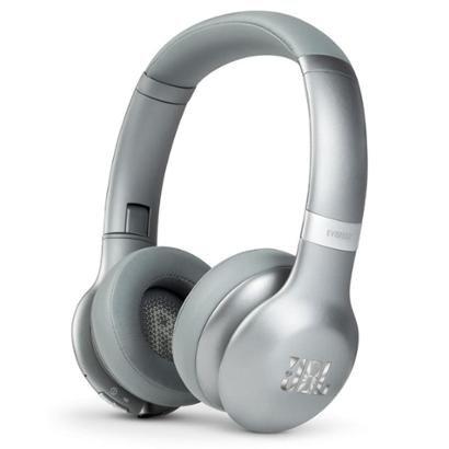 Fone De Ouvido Bluetooth Jbl Everest 310Ga Silver Google Assistant - Unissex