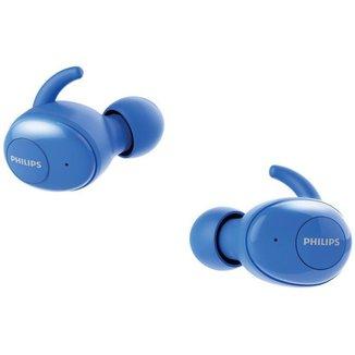 Fone de Ouvido Bluetooth Philips Upbeat SHB2505BL/00 Intra-auricular com Microfone