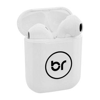 Fone de Ouvido Bluetooth Sem Fio Beatsound Branco FN561 Bright