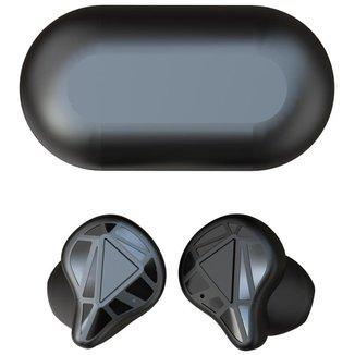 Fone de Ouvido Bluetooth Sem Fio Blacksound II HD Bright
