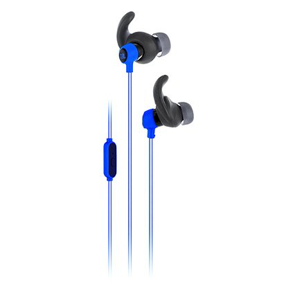 Fone de Ouvido Earphone Com Microfone JBL Reflect Mini Blue 2