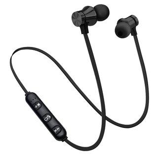 Fone de Ouvido Esportivo sem Fio com Bluetooth XT11 com Fita de Pescoço e Microfone