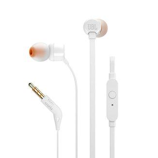 Fone De Ouvido JBL T110 In Ear