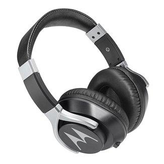 Fone de Ouvido Motorola Pulse 200 Bass Cabo Destacável 1,2m com Microfone
