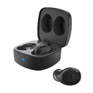 Fone de Ouvido Motorola Superior Sound Quality 3d Com Microfone Bluetooth 5.0 (no Brasil)