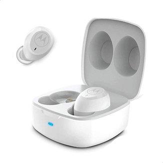 Fone de ouvido Motorola Vervebuds 100 Bluetooth