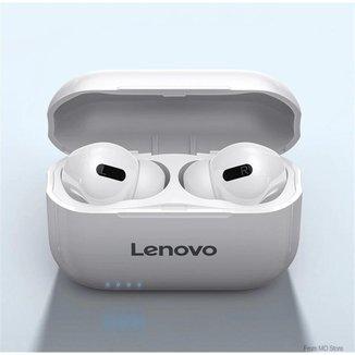 Fone de Ouvido Original Lenovo Lp1s Alta Fidelidade