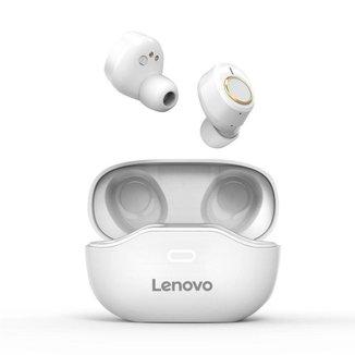 Fone de Ouvido Original Lenovo X18 Tws Verdadeiro Sem Fio Bluetooth 5.0