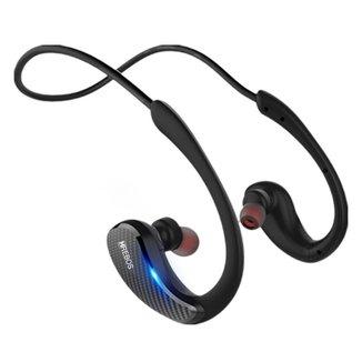 Fone de Ouvido sem Fio Bluetooth Neck Band Wireless Stereo