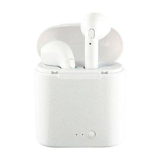 Fone De Ouvido Sem Fio I7 Tws Wireless Iphone I7 TWS