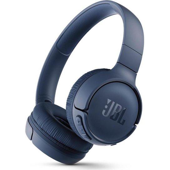 Fone de Ouvido sem Fio JBL Tune 510BT Bluetooth Azul - Azul