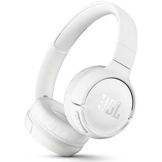 Fone de Ouvido sem Fio JBL Tune 510BT Bluetooth Branco