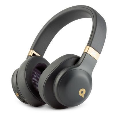 Fone De Ouvido Supra Auricular Jbl E55bt Quincy Edition