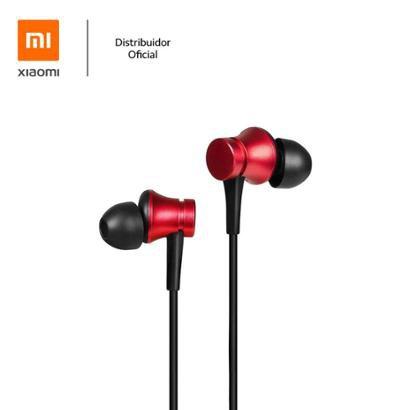 Fone de Ouvido Xiaomi com Fio Mi Earphones Basic - Unissex