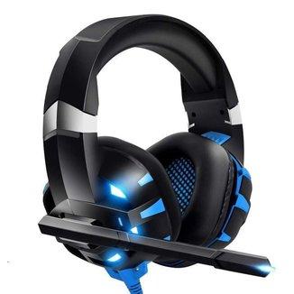 Fone Headset Runmus Gamer para PC Celular e Videogame K2 Pro