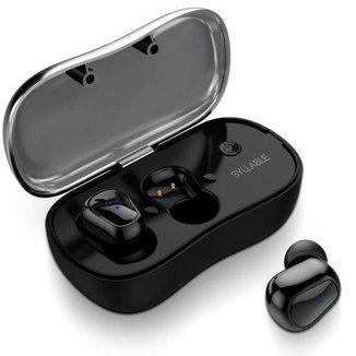 Fone Sem Fios Bluetooth Syllable Power Bass Sound System