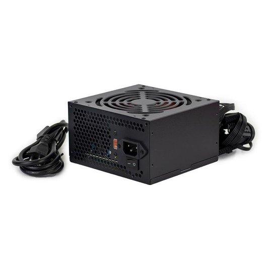 Fonte ATX Sate 500W Superpower Bivolt PRO-580 - Única