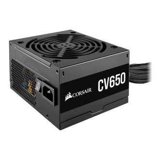 Fonte Corsair CV Series CV650 80 Plus Bronze 650W, CP-9020236