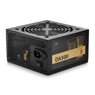 Fonte DeepCool DA500 ATX 80Plus Bronze 500W DP-BZ-DA500N