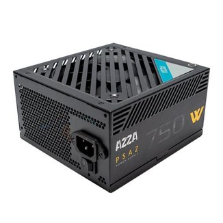 Fonte Gamer Azza 750W 80 Plus Bronze, PSAZ-750W