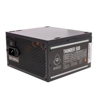Fonte Mancer Thunder 500W Bronze 80 Plus, MCR-THR500-BL01