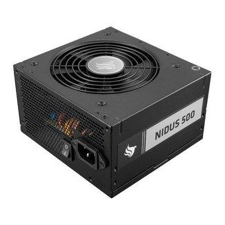 Fonte Pichau Gaming Nidus 500W Bronze 80 Plus PG5001BR