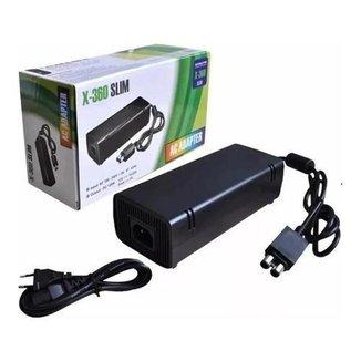 Fonte Xbox 360 2 Pinos  Bivolt 100% Compatível Qualidade Top