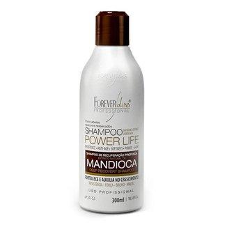 Forever Liss Mandioca Power Life Shampoo 300ml