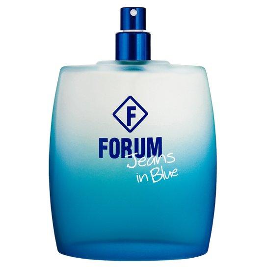 Forum Perfume Unissex Forum Jeans in Blue EDC 100ml - Incolor
