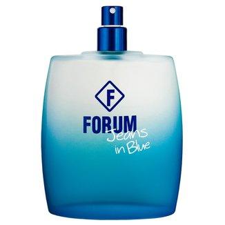 Forum Perfume Unissex Forum Jeans in Blue EDC 100ml