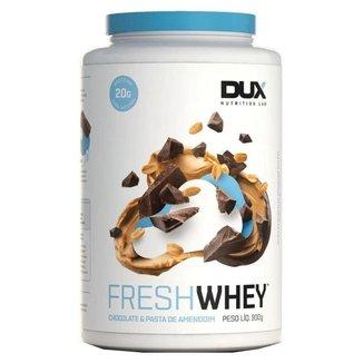 Fresh Whey - 900g - Chocolate e Pasta de Amendoim - Dux Nutrition
