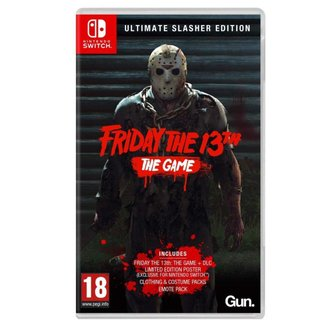 Friday the 13th: The Game - Ultimate Slasher Edition - Switch
