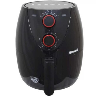Fritadeira Elétrica Amvox Air Fryer 4,5L ARF-1205