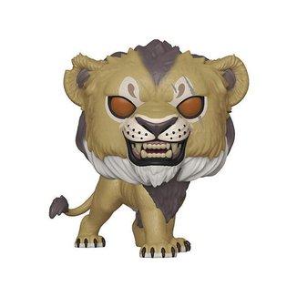 Funko Pop! Disney O Rei Leão Scar