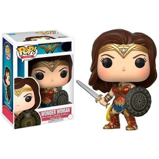 Funko Pop! Heroes DC Wonder Woman N12545