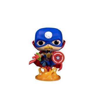 Funko Pop! Infinity Warps Soldier Supreme