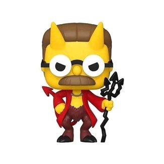 Funko Pop! Os Simpsons Devil Flanders