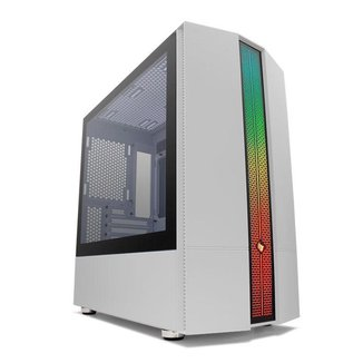 Gabinete Gamer Pichau Carrier II Lateral Vidro Temp RGB