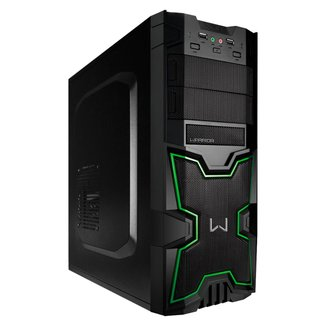 Gabinete Gamer Warrior Multilaser