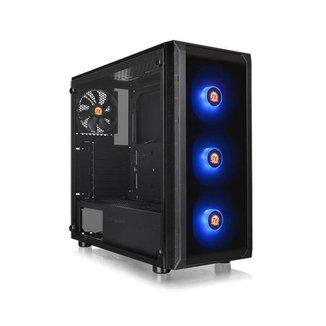 Gabinete TT J23 TG RGB/BK/WIN/SPCCOM T.GLASS*1/MB SYNC CA-1L6-00M1WN-01*