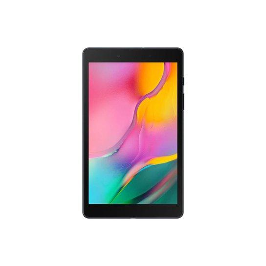 """Galaxy Tab A (8.0"""", 2019) LTE Samsung - Preto"""