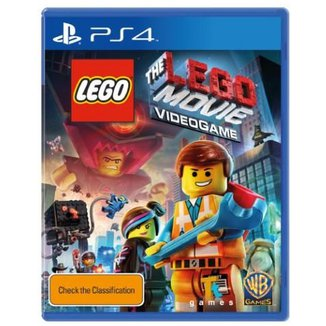Game Lego Movie Ps4