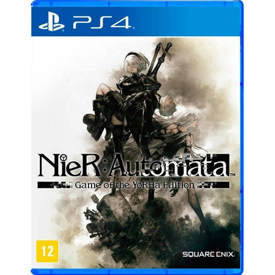 Game Nier Automata Game ff The Yorha Edition - PS4 - Incolor