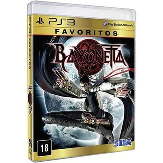 Game Ps3 Bayonetta Favoritos