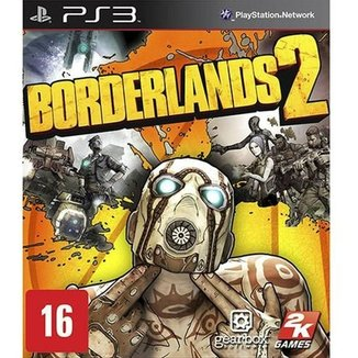 Game Ps3 Borderlands 2